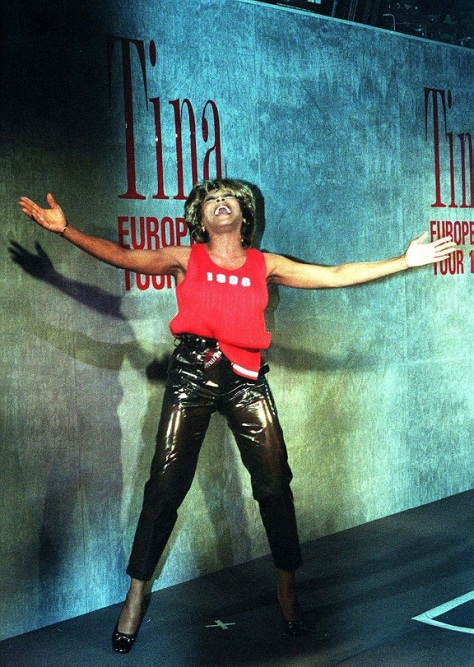 Tina Turner - welcome to the Tina Turner blog!