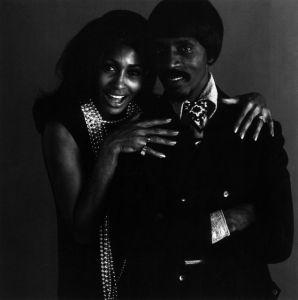 Ike & Tina Turner - photo by Jack Robinson 1969 - 5