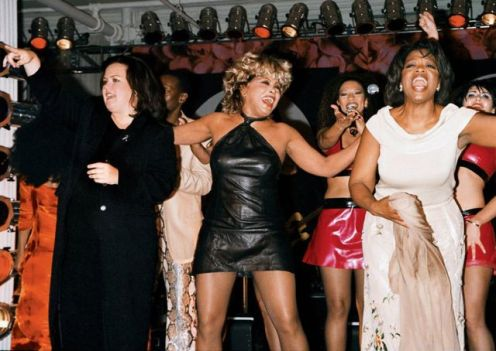 Tina Turner - 'O' Magazine launch party - April 17, 2000 - 12