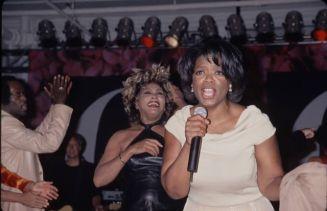 Tina Turner - 'O' Magazine launch party - April 17, 2000 - 2