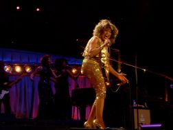 Tina Turner - Paris, France - March 17, 2009 - 11