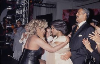 Tina Turner - 'O' Magazine launch party - April 17, 2000 - 1