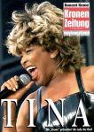 Tina Turner -Kronen Zeitung - Cover
