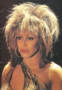 Tina Turner - 1984 UK tour book - 14