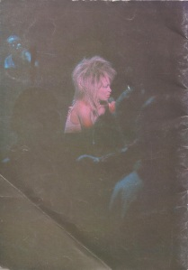 Tina Turner - 1984 UK tour book - 16
