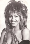 Tina Turner - 1984 UK tour book - 4