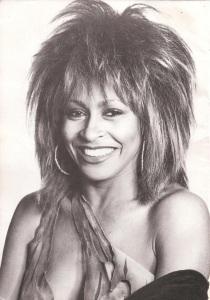 Tina Turner - 1984 UK tour book - 4