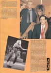 Tina Turner - 1984 UK tour book - 7