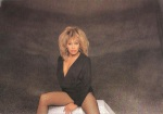 Tina Turner - 1984 UK tour book - 8