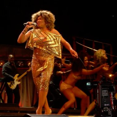 Tina Turner - Paris, France - March 17, 2009 - 02