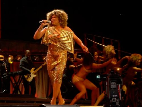 Tina Turner - live in Paris, France - March 17, 2009
