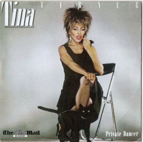 Private Dancer - Daily Mail - 1