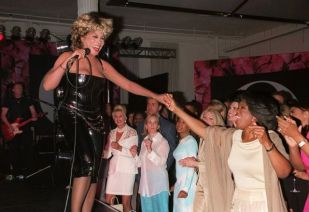 Tina Turner - 'O' Magazine launch party - April 17, 2000 - 10