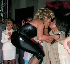Tina Turner - 'O' Magazine launch party - April 17, 2000 - 9