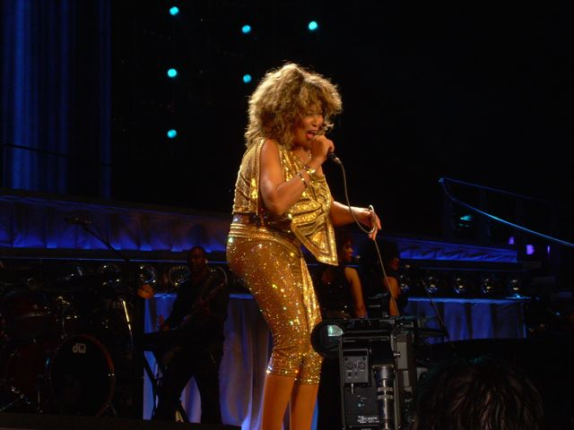 Tina Turner - Paris, France - March 17, 2009 - 04