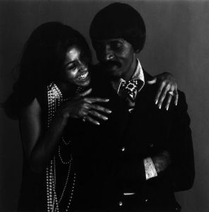 Ike & Tina Turner - photo by Jack Robinson 1969 - 2