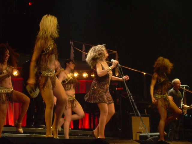 Tina Turner - Paris, France - March 17, 2009 - 25
