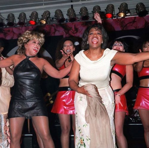 Tina Turner - 'O' Magazine launch party - April 17, 2000 - 5