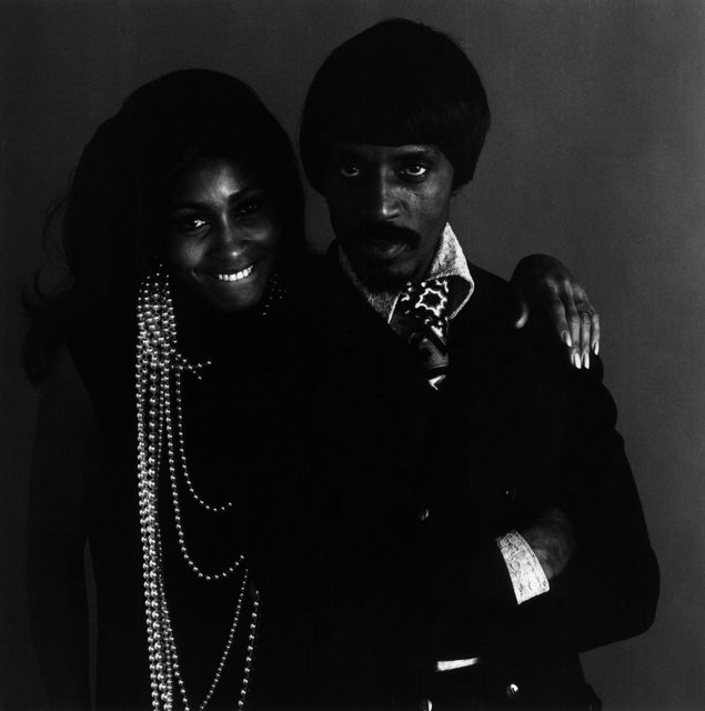 Ike & Tina Turner - photo by Jack Robinson 1969 - 3