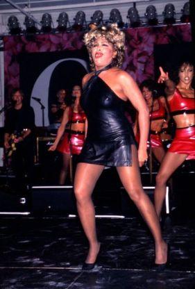 Tina Turner - 'O' Magazine launch party - April 17, 2000 - 4