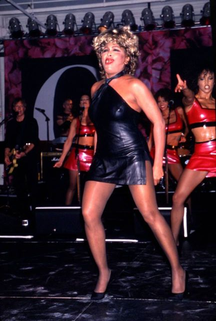 Tina Turner - 'O' Magazine launch party - April 17, 2000 - 4
