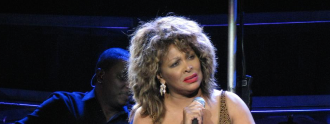 January 30, 2009: Tina Turner performs in Hamburg, Germany