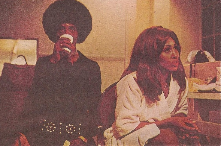 Ike & Tina Turner - Disc and Music Echo - February 27, 1971