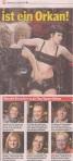 Tina Turner - Hamburger Morgenpost newspaper - January 31, 2009 - 2