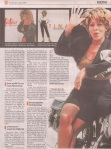 Tina Turner - Hamburger Morgenpost newspaper - January 31, 2009 - 4