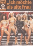 Tina Turner - Hamburger Morgenpost newspaper - February 1, 2009 - 1