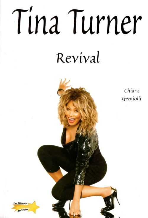 Tina Turner Revival - front cover