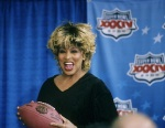 Tina Turner during the Superbowl press conference - January 29, 2000 - 3