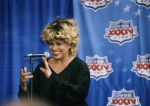 Tina Turner during the Superbowl press conference - January 29, 2000 - 2