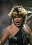 Tina Turner performs during the Superbowl pre-game show - January 30, 2000 - 7