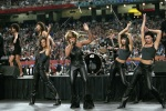 Tina Turner performs during the Superbowl pre-game show - January 30, 2000 - 11