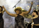 Tina Turner performs during the Superbowl pre-game show - January 30, 2000 - 8