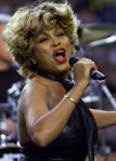 Tina Turner performs during the Superbowl pre-game show - January 30, 2000 - 1