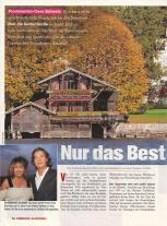 Tina Turner - house in Schweizer Illustrierte - 13 November 2006 - 2