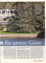 Tina Turner - house in Schweizer Illustrierte - 13 November 2006 - 3