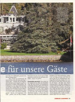 Tina Turner - house in Schweizer Illustrierte - 13 November 2006 - 3