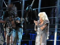 Tina Turner - Olympiahalle, Munich - February 23-24, 2009 - 038