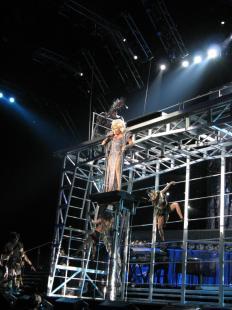 Tina Turner - Olympiahalle, Munich - February 23-24, 2009 - 040
