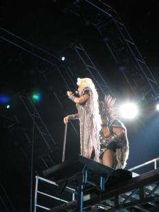 Tina Turner - Olympiahalle, Munich - February 23-24, 2009 - 041