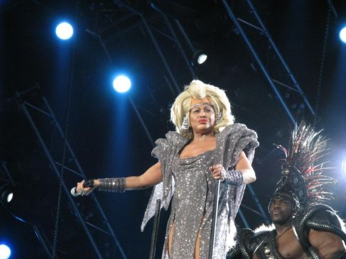 Tina Turner - Olympiahalle, Munich - February 23-24, 2009 - 042