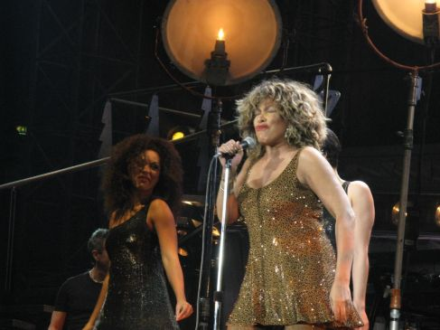 Tina Turner - Olympiahalle, Munich - February 23-24, 2009 - 055