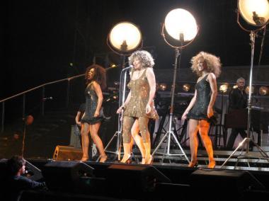Tina Turner - Olympiahalle, Munich - February 23-24, 2009 - 058