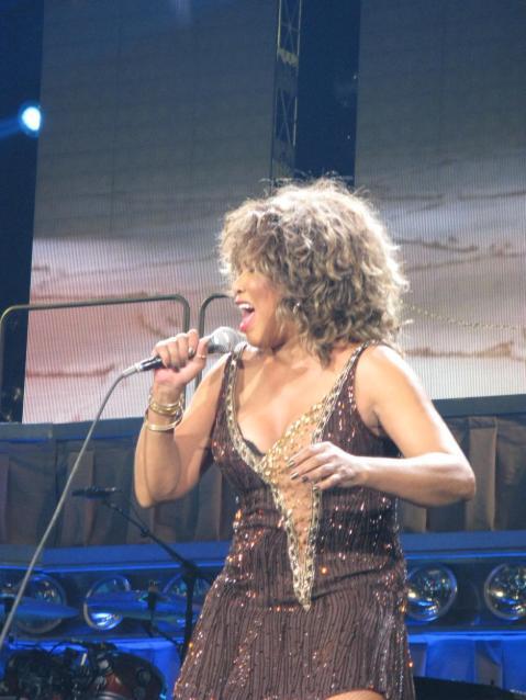 Tina Turner - Olympiahalle, Munich - February 23-24, 2009 - 071
