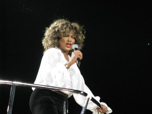 Tina Turner - Olympiahalle, Munich - February 23-24, 2009 - 075