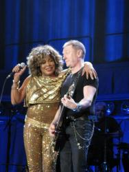 Tina Turner - Olympiahalle, Munich - February 23-24, 2009 - 100
