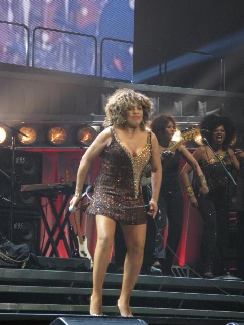 Tina Turner - Sportpaleis, Antwerp - April 30, 2009 - 086